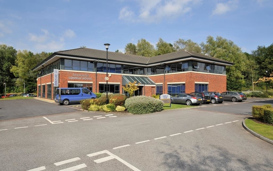 Conway House Small Flexible Offices To let Chorley (main)