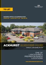 Ackhurst Business Park